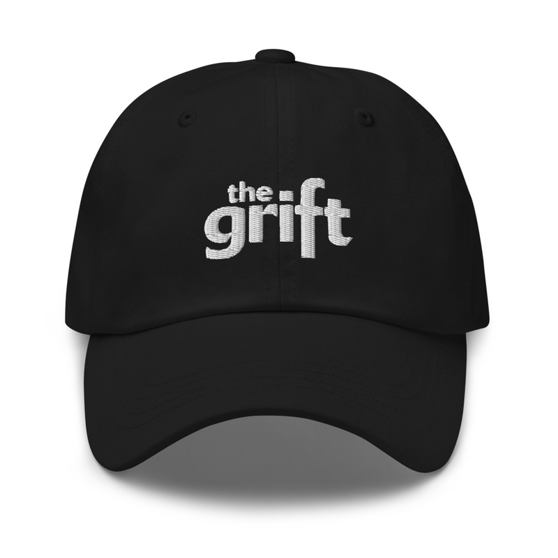 CLASSIC LOGO Embroidered Dad Hat