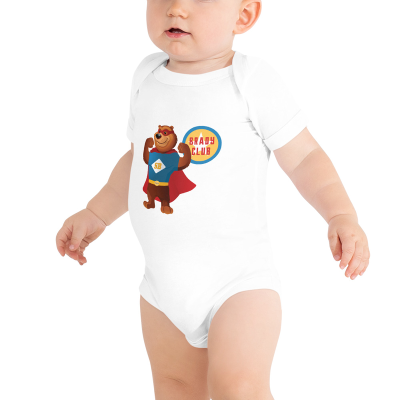 Apparel - Brady the Bear Onsie