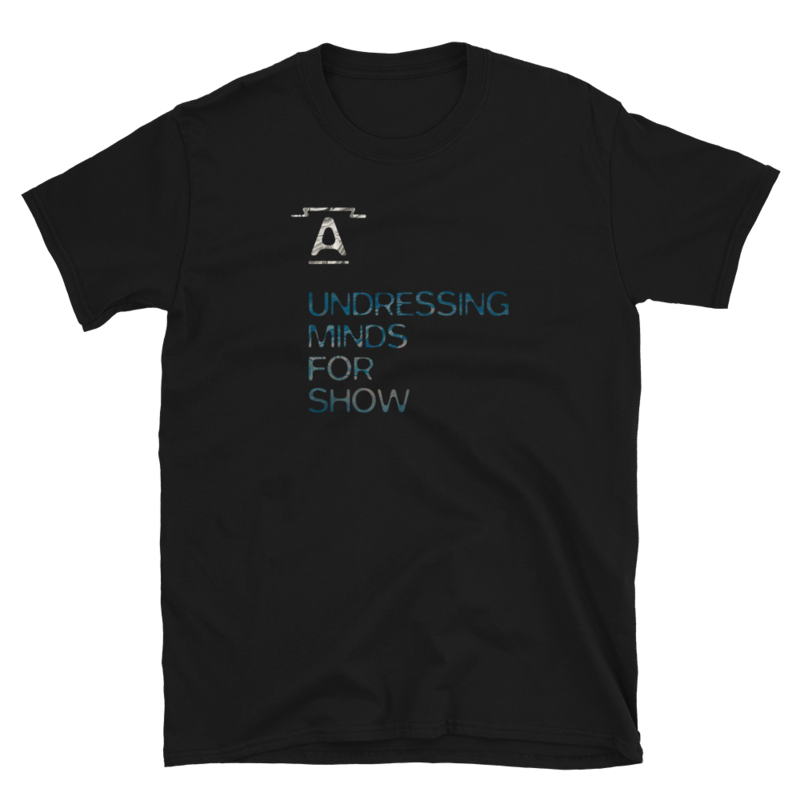 """A"" logo & UMFS - unisex short-sleeve t-shirt"