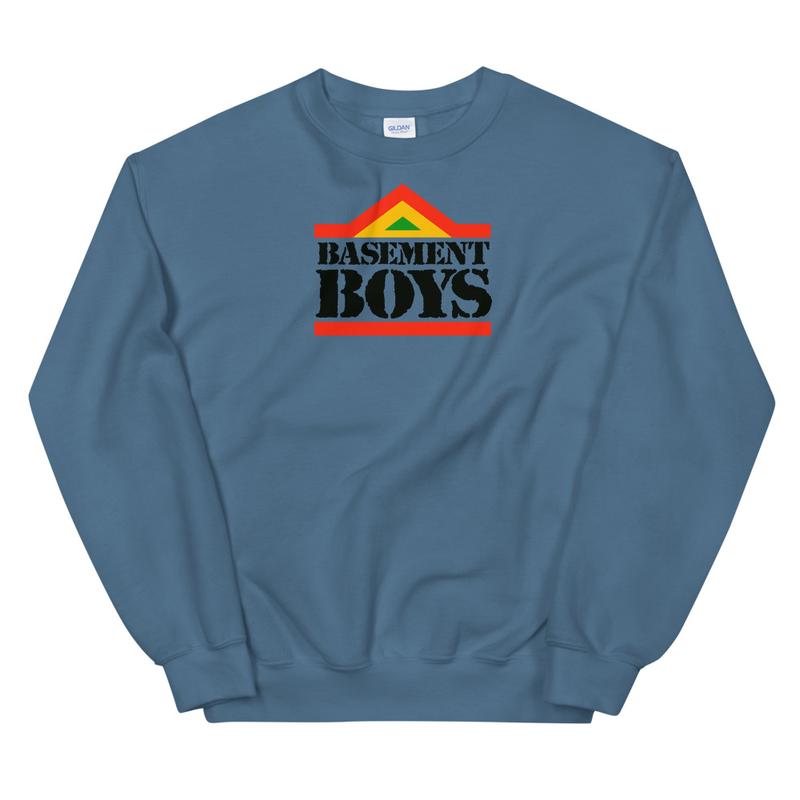 Classic Logo (Black Type) Sweatshirt