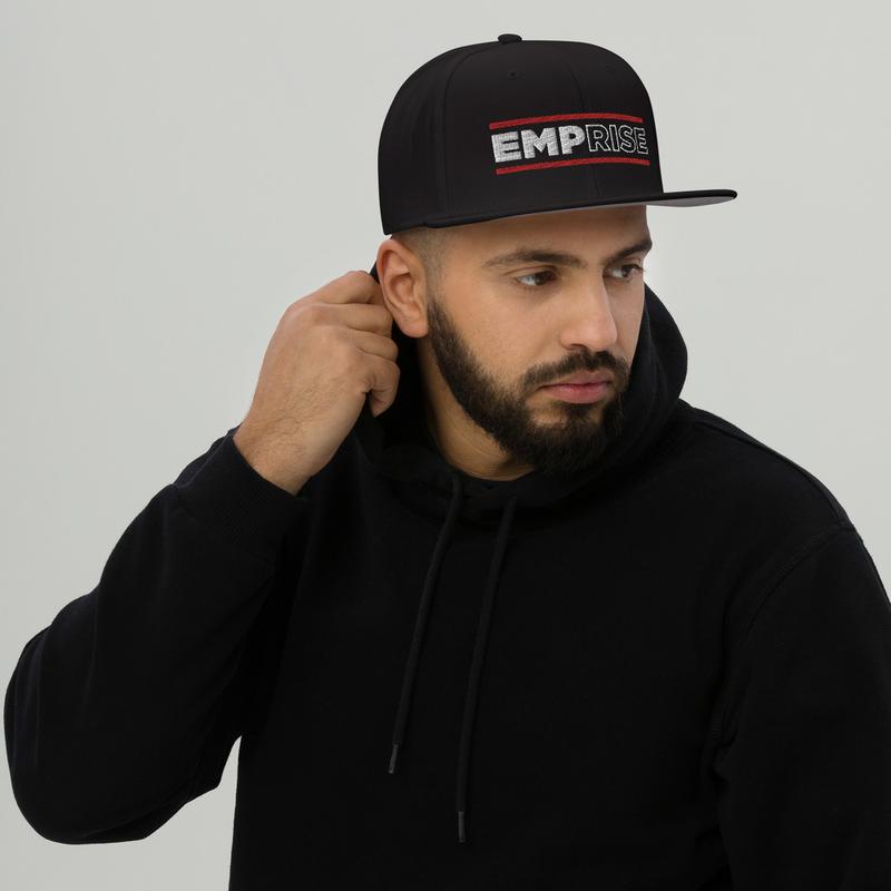 Emprise Snapback Hat