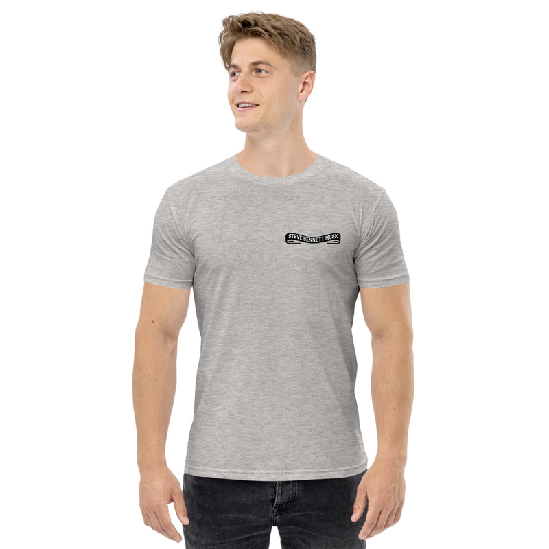 Steve Bennett Music - Men's staple tee