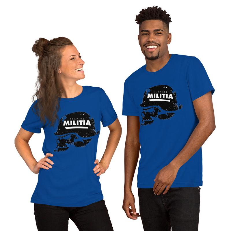 Leaping Militia Team Shirt Unisex T-Shirt