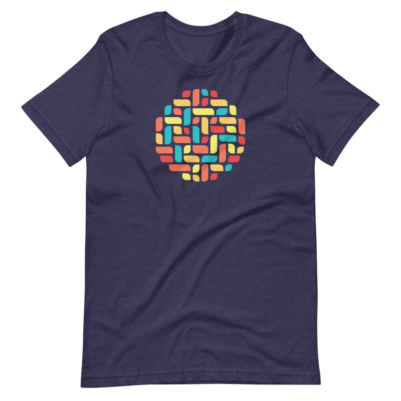 Circle - Short-Sleeve Unisex T-Shirt copy