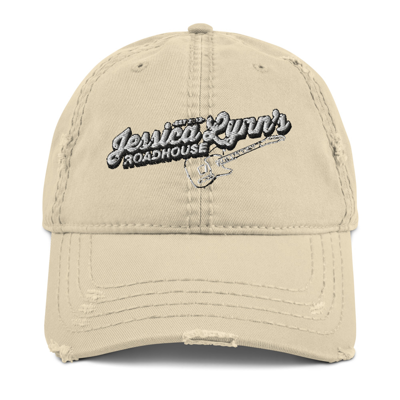 Distressed Dad Hat