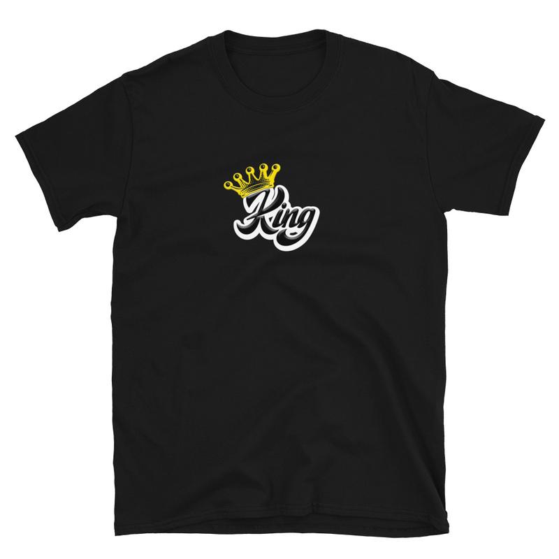King (Unisex T-Shirt)