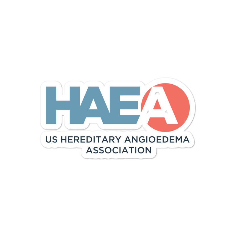 Accessories - HAEA Sticker