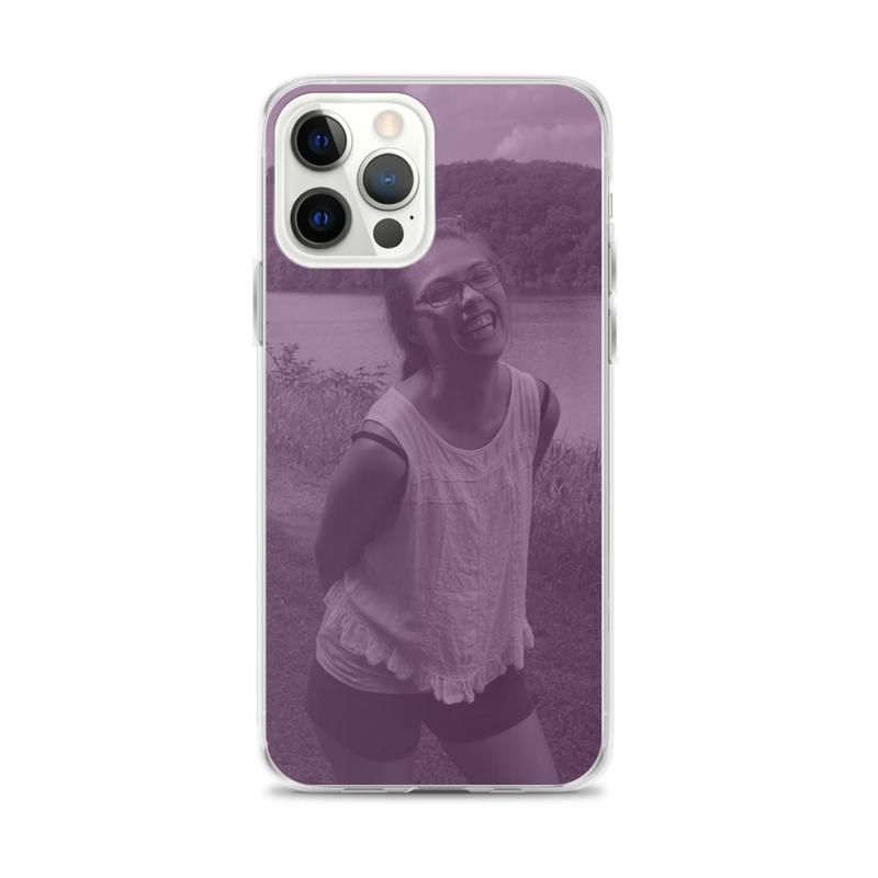 Left Off iPhone Case