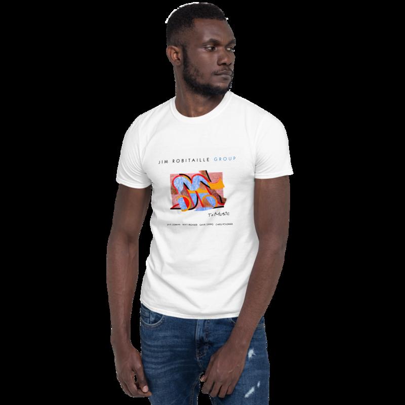 To Music Short-Sleeve Unisex T-Shirt