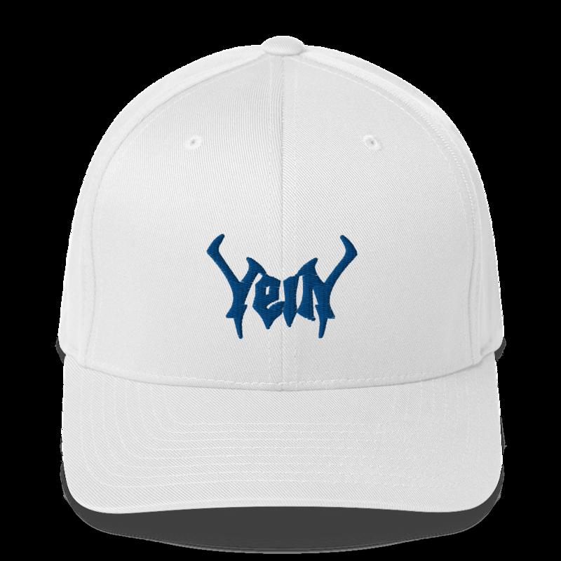 VeiN Classic White Flexfit Cap