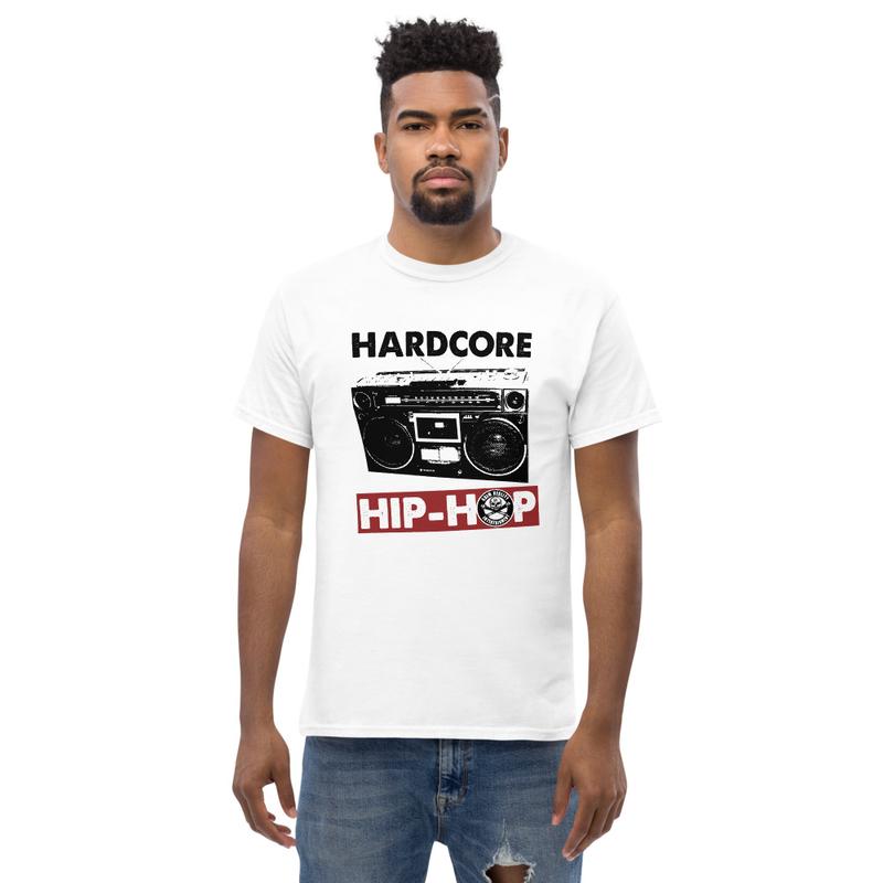 Men's Hardcore Hip Hop Heavyweight Tee