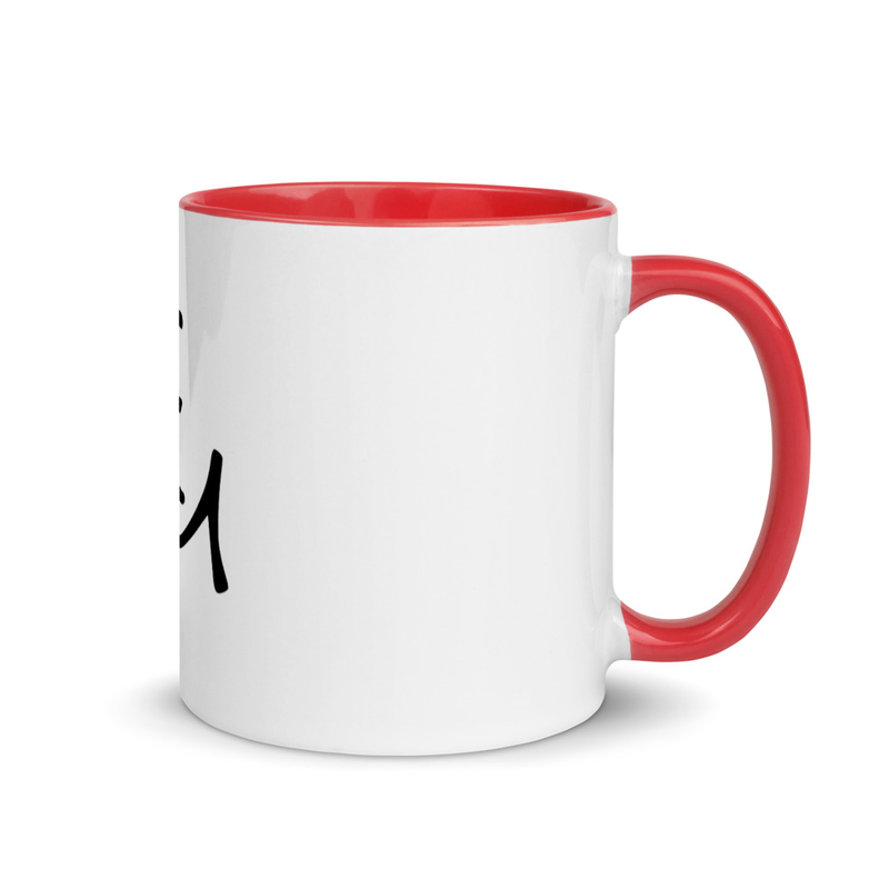 Mug with Color Inside with Logo