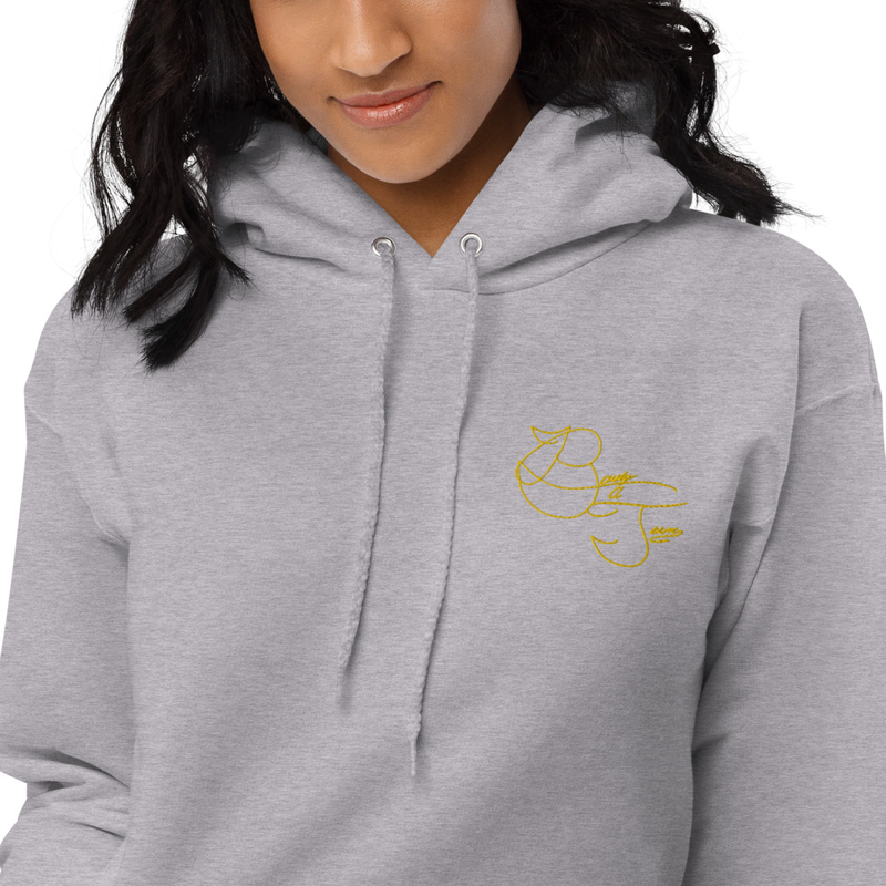 Barely a Hoodie (Embroidered)