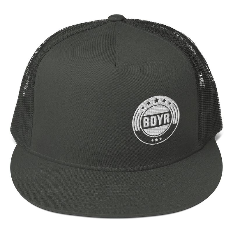 BDYR Trucker Cap