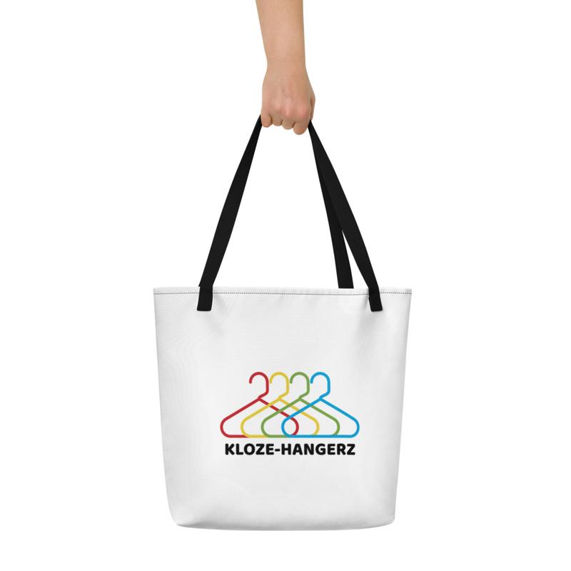 Kloze-hangerz Tote Bag
