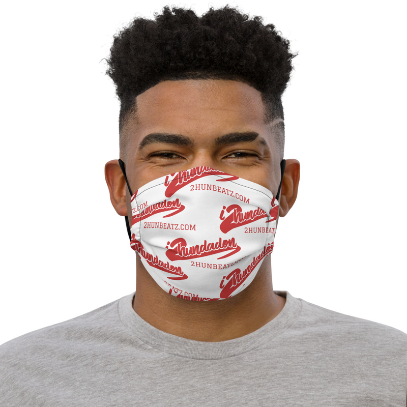 Premium 2hunBeatz face mask