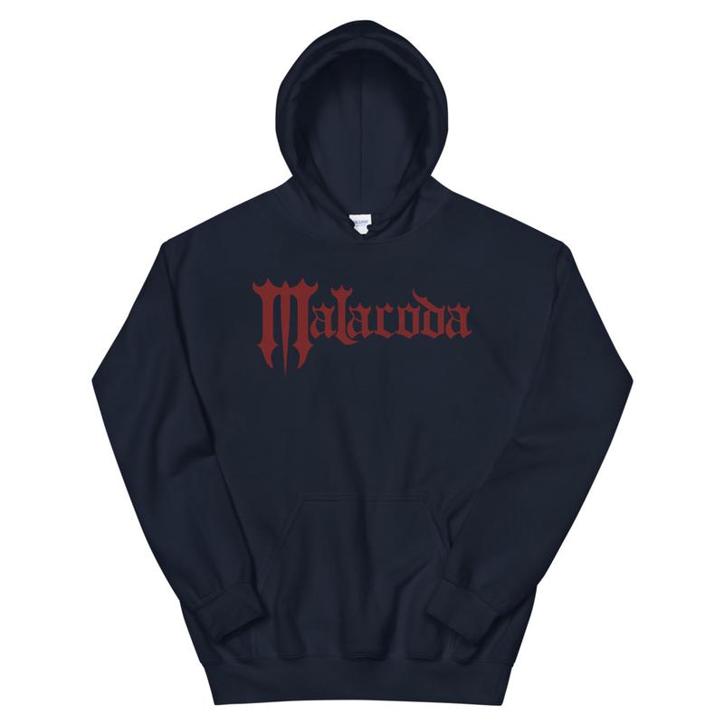 Malacoda Logo Hoodie