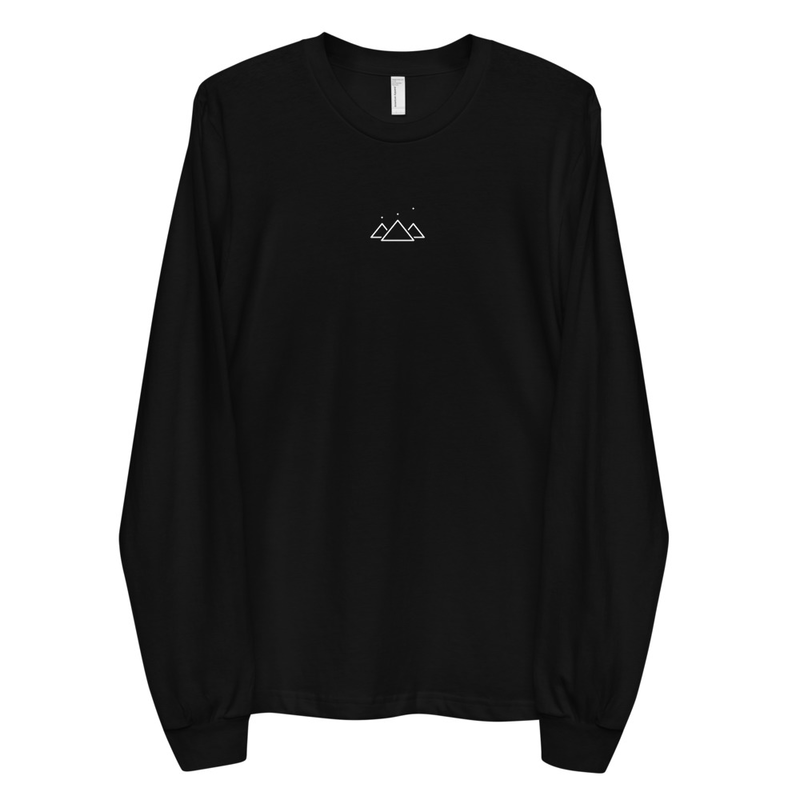 Origins Of Orion Icon Long sleeve t-shirt