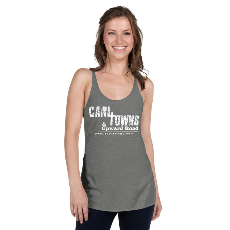 Carl T. Logo - Women's Racerback Tank