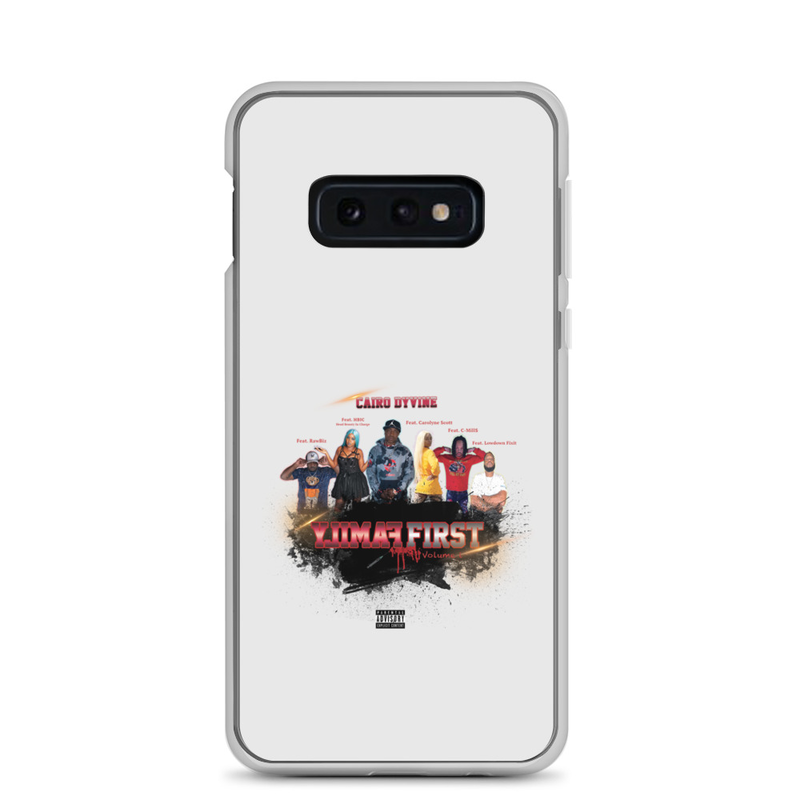 CDMG Family First Samsung Album Version Phone Case