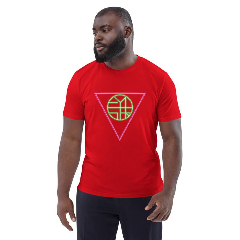 FYDStar Sweetness Logo Unisex organic cotton t-shirt