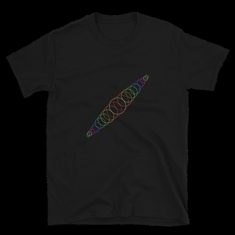 PRIDE artwork Short-Sleeve Unisex T-Shirt
