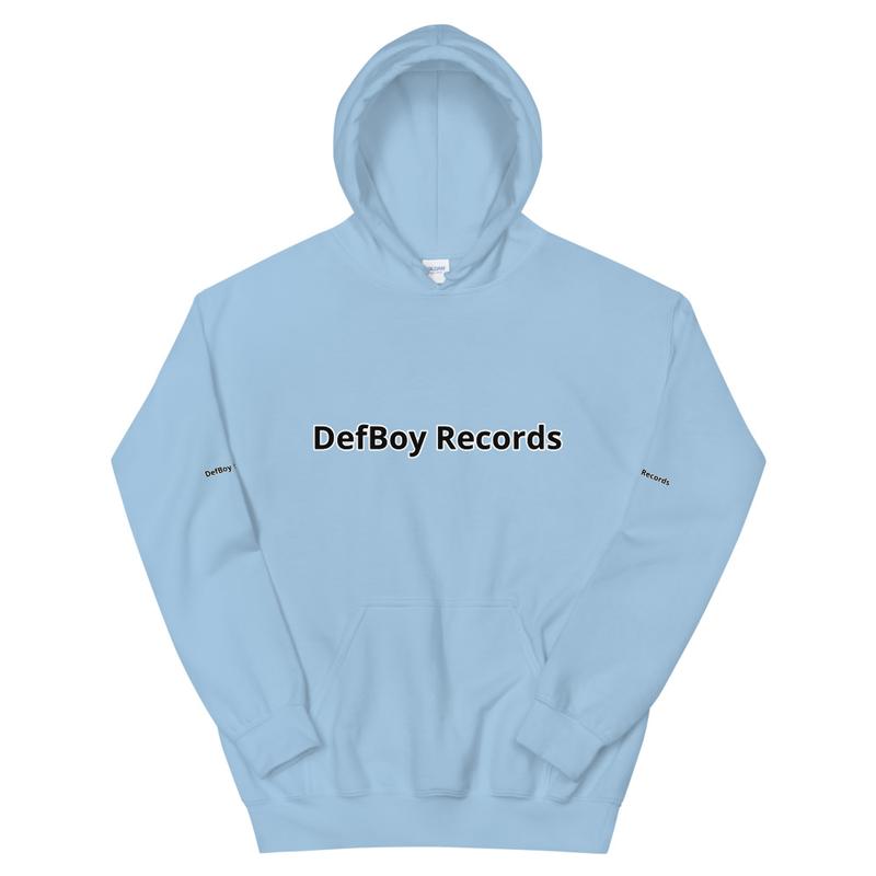 dEFboY Records Unisex Hoodie
