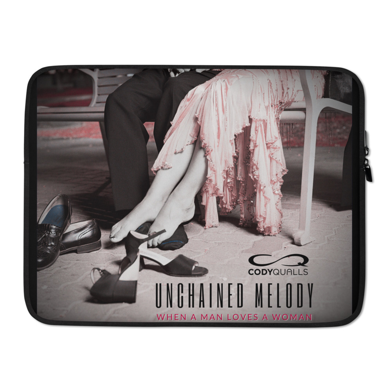 Laptop Sleeve: Unchained Melody/When A Man Loves A Woman