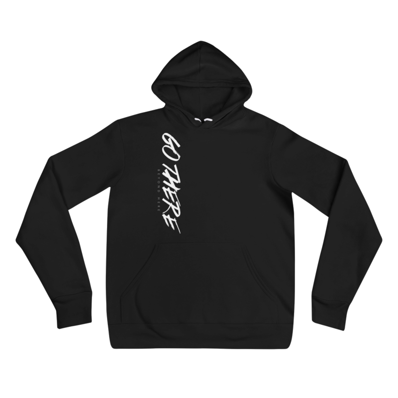 Go There Unisex hoodie