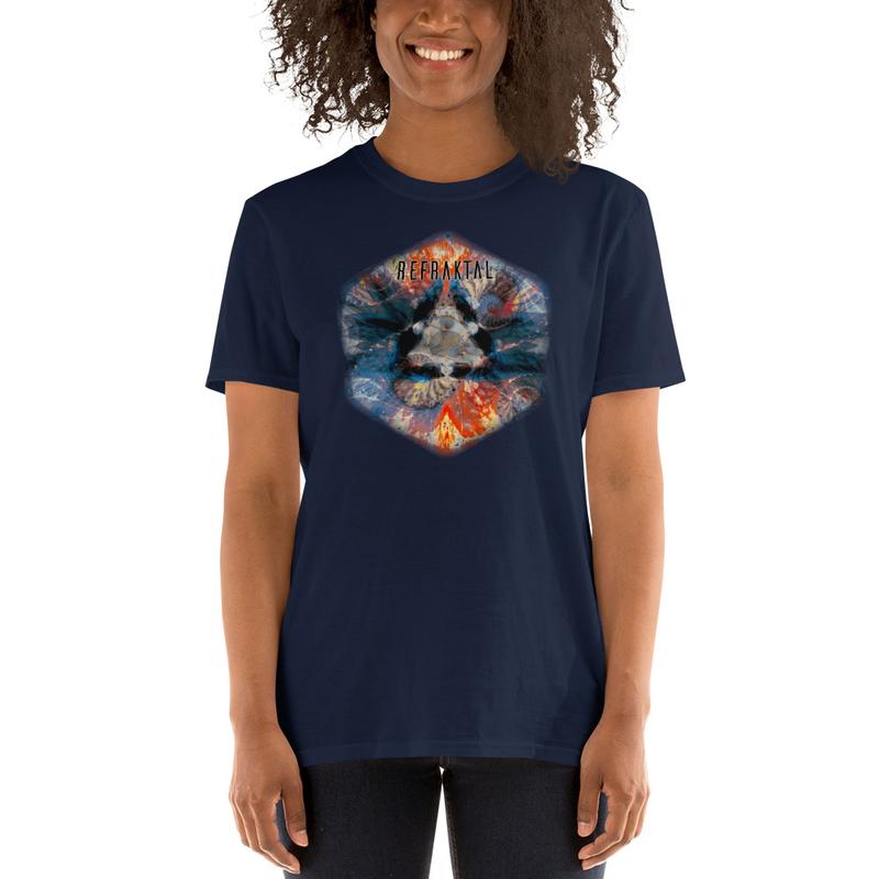 Refraktal Cabal Unisex Shirt (Blue)