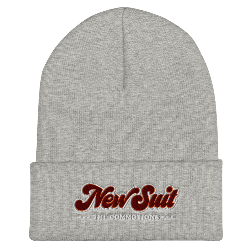 New Suit - Cuffed Beanie
