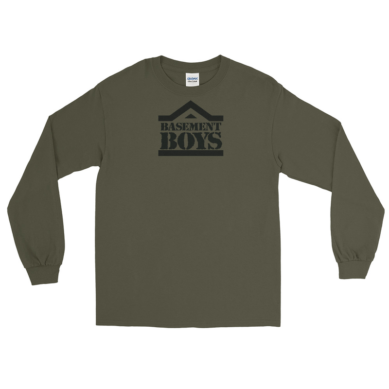 Classic BB Logo (1 Color Black) Long Sleeve