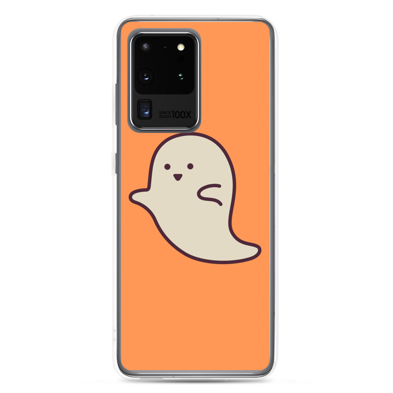 Ghosts of the Future Cover Art Samsung Case