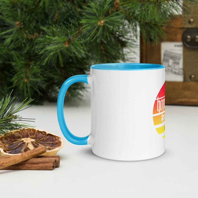 Mug with Color Inside - HPR Logo Original