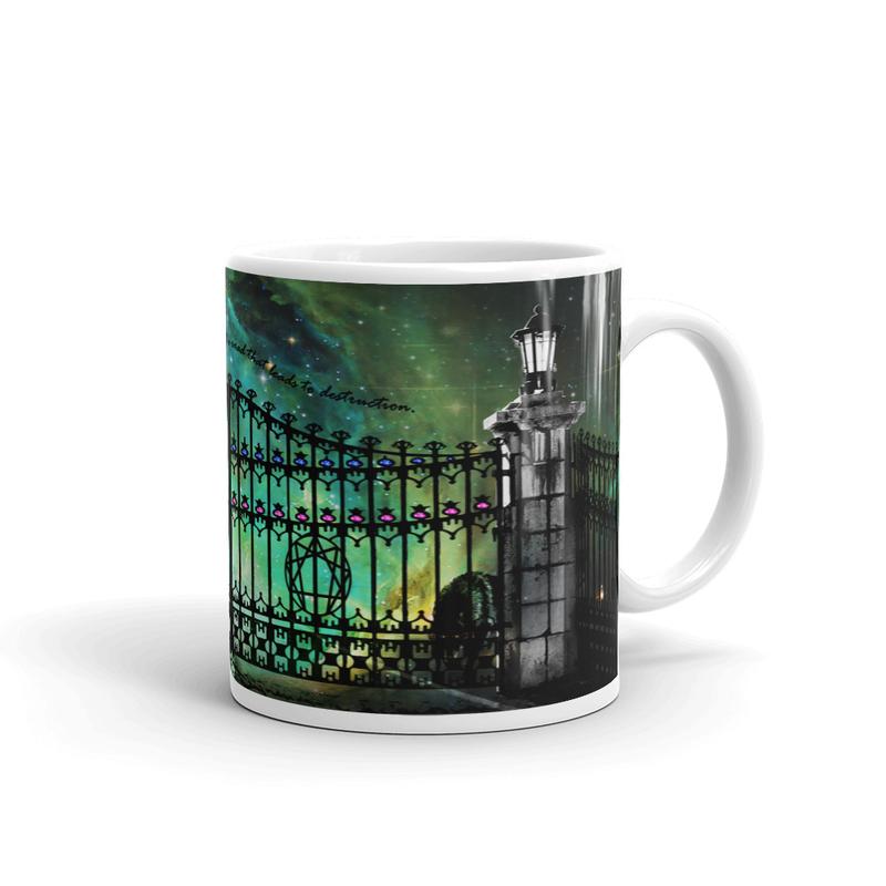 Wide Gate Mug