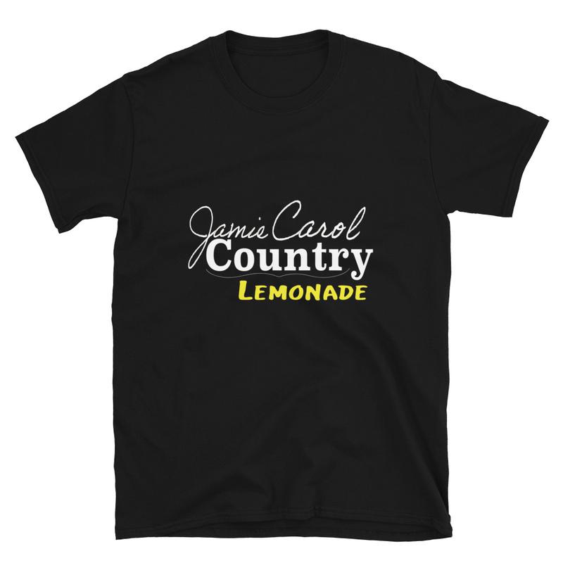 Lemonade T-Shirt (Black)