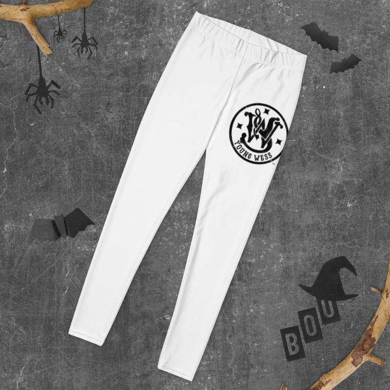 Young Wess Logo Leggings