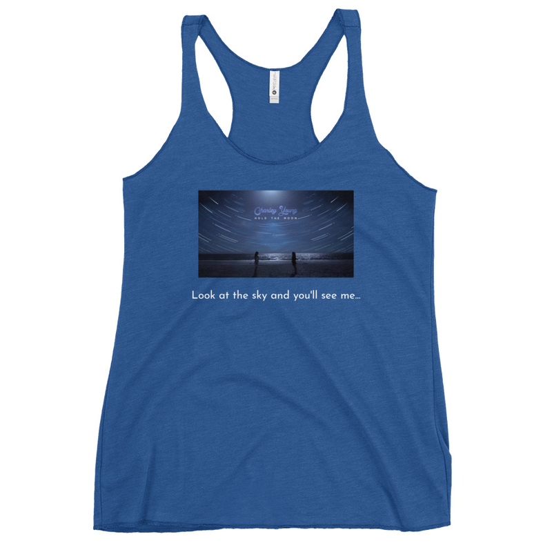 Women's Hold the Moon Racerback Tank