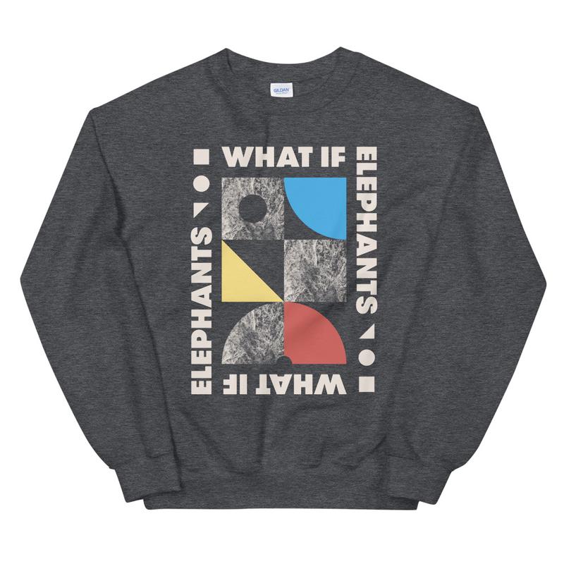 Building Me Up Sweatshirt