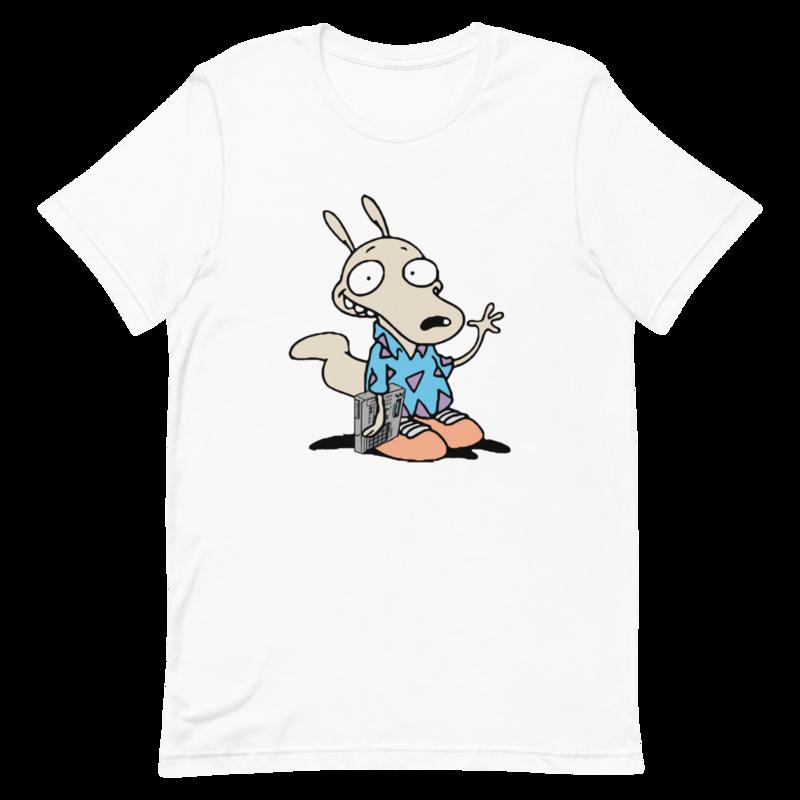 Short-Sleeve Rockos Modern Beats T-Shirt