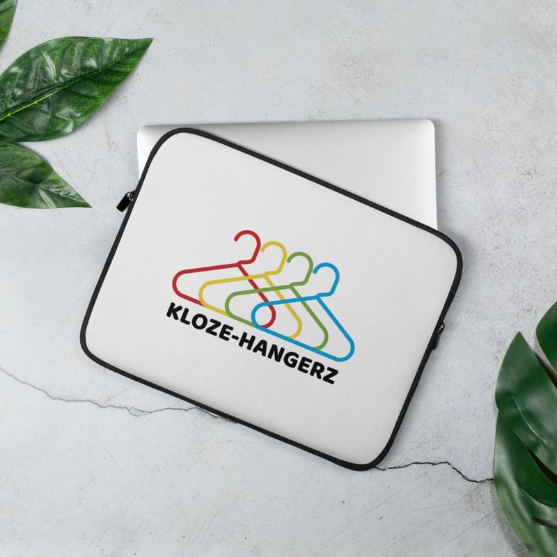 Kloze-Hangerz Laptop Sleeve