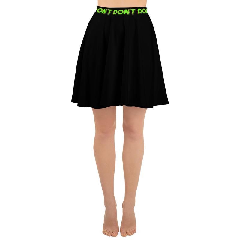 Don't Skirt