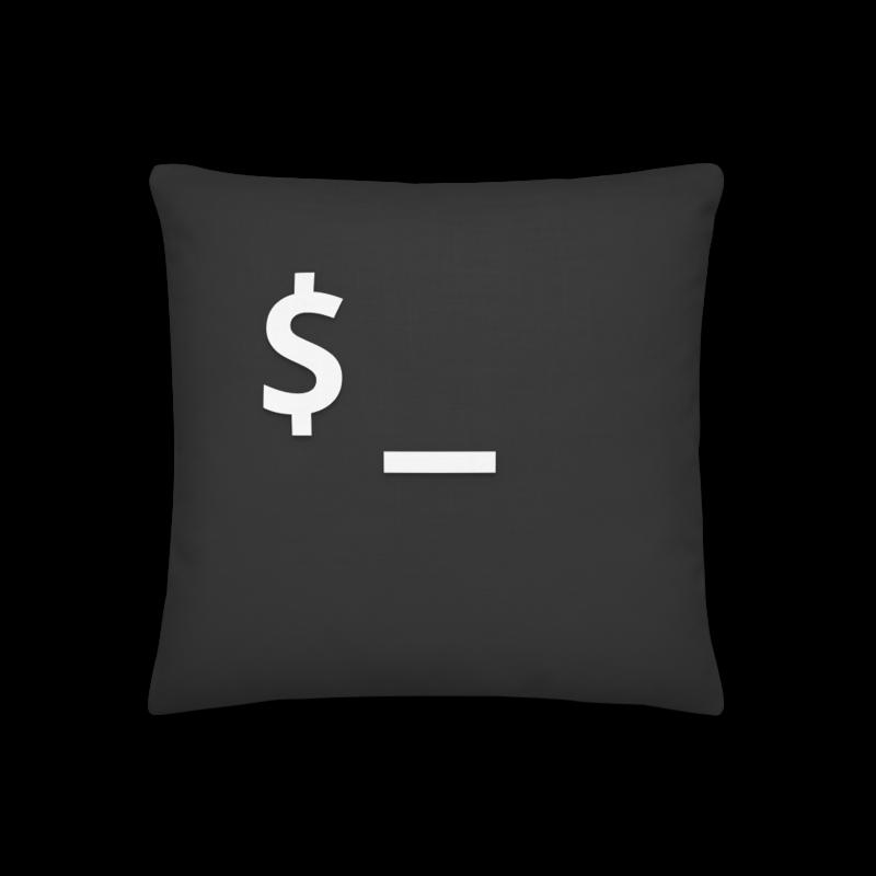 Terminal Pillow