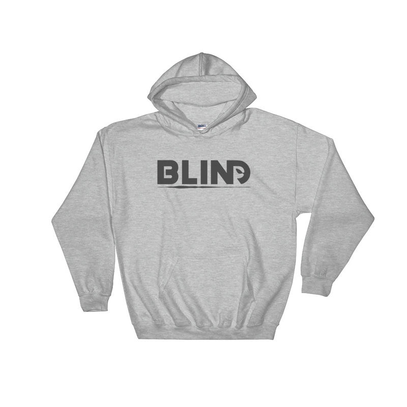 bLiNd Hooded Sweatshirt