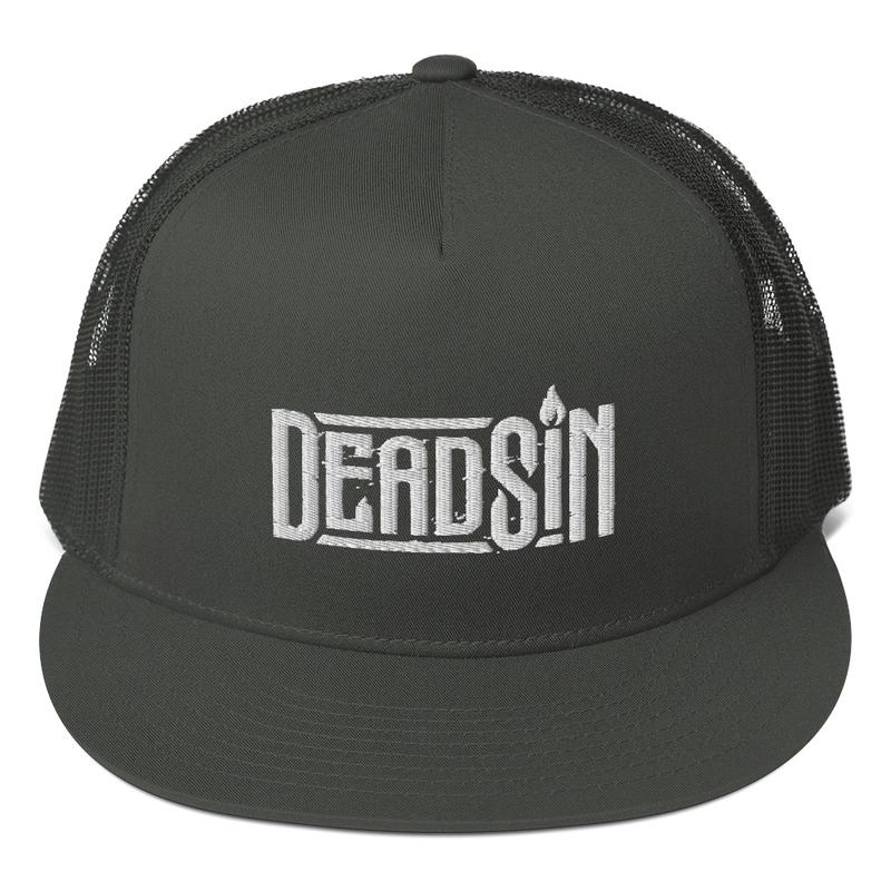 DeadSin Mesh Back Snapback