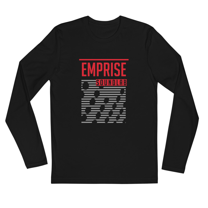 Super ESL Long Sleeve Fitted Crew