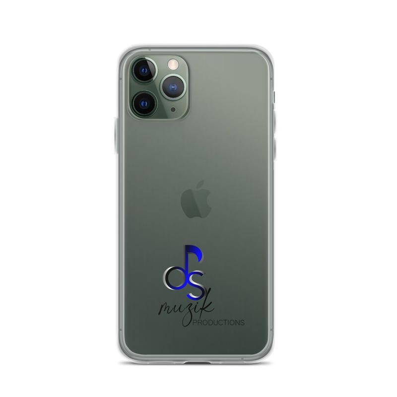 DSMuzik Logo iPhone Case