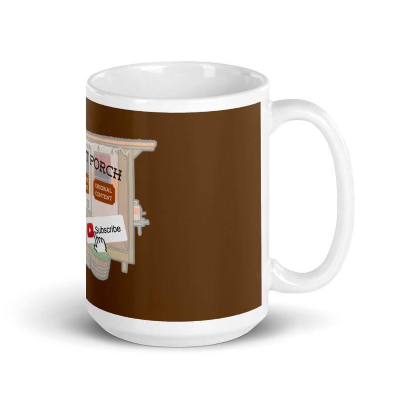 JTs Front Porch YT Subscribe Mug