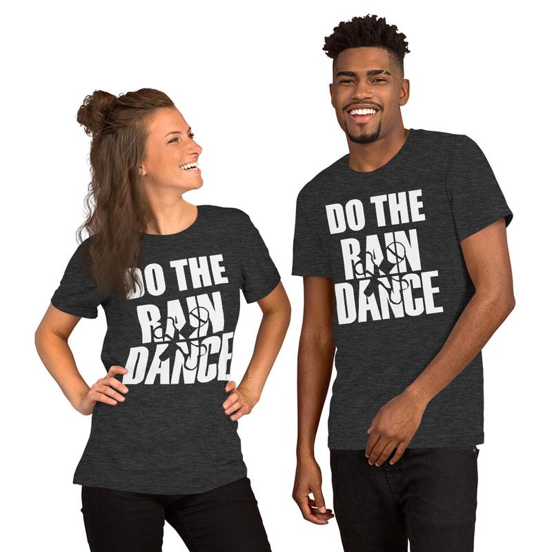 Rain Dance Unisex T-Shirt