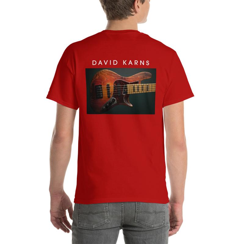 Short Sleeve T-Shirt - Bass